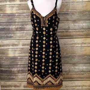 VTG Anna Sui Silk Dress Size 6